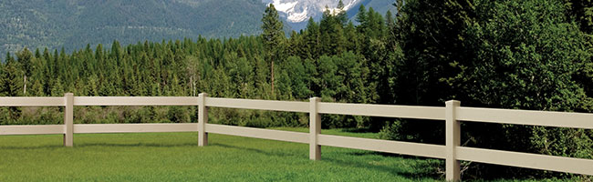 Decorative Fence Banner