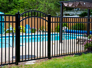 Pool Fence Granite Activeyards