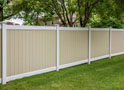 Dogwood Harmony Wicker Infill White Rails