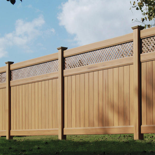 Vinyl Fencing Privacy Fence Arrowwood Activeyards