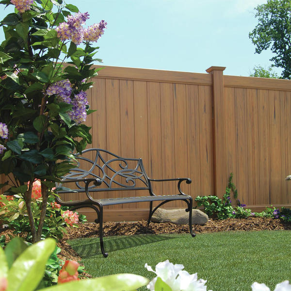 Vinyl Fencing Privacy Fence Dogwood Activeyards