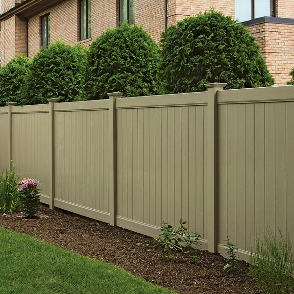 Vinyl Fencing | Privacy Fence | Dogwood | ActiveYards