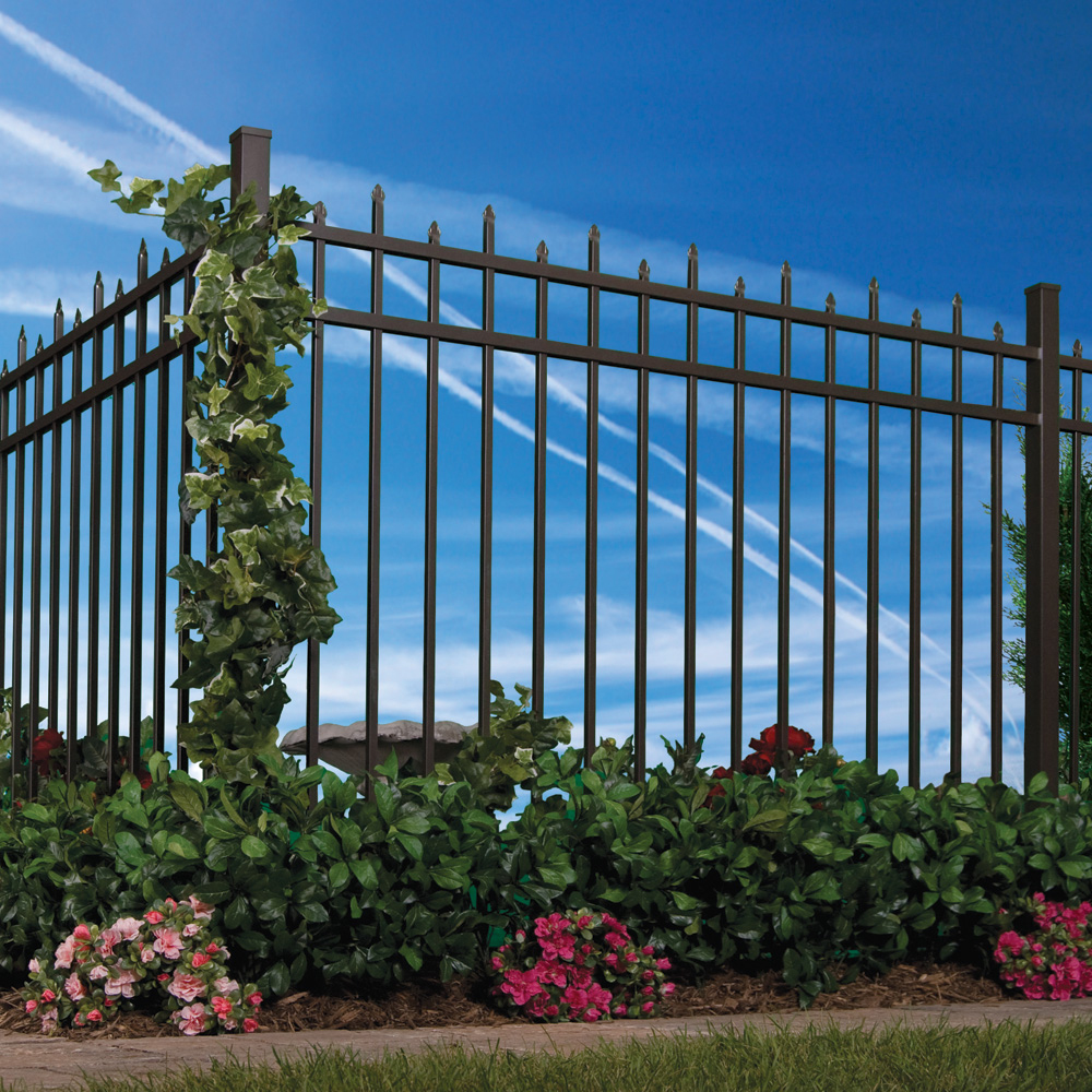 Basic Oynx Home Series Fence