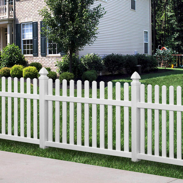 Vinyl Fencing Security Fence Silverbell Activeyards