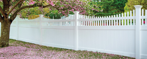 Vinyl Fencing Privacy Fence Activeyards
