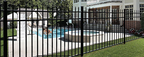 Vinyl Fencing Aluminum Fence Pool Fence Activeyards