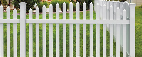 Primrose Arched decorative fence