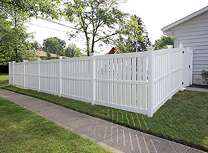 Vinyl Fencing Decorative Fence Tupelo Activeyards