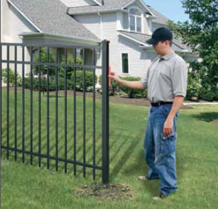 Diy fence fence installation ezfence2go activeyards tools solutioingenieria Choice Image
